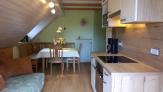 Neu renovierte Wohnküche